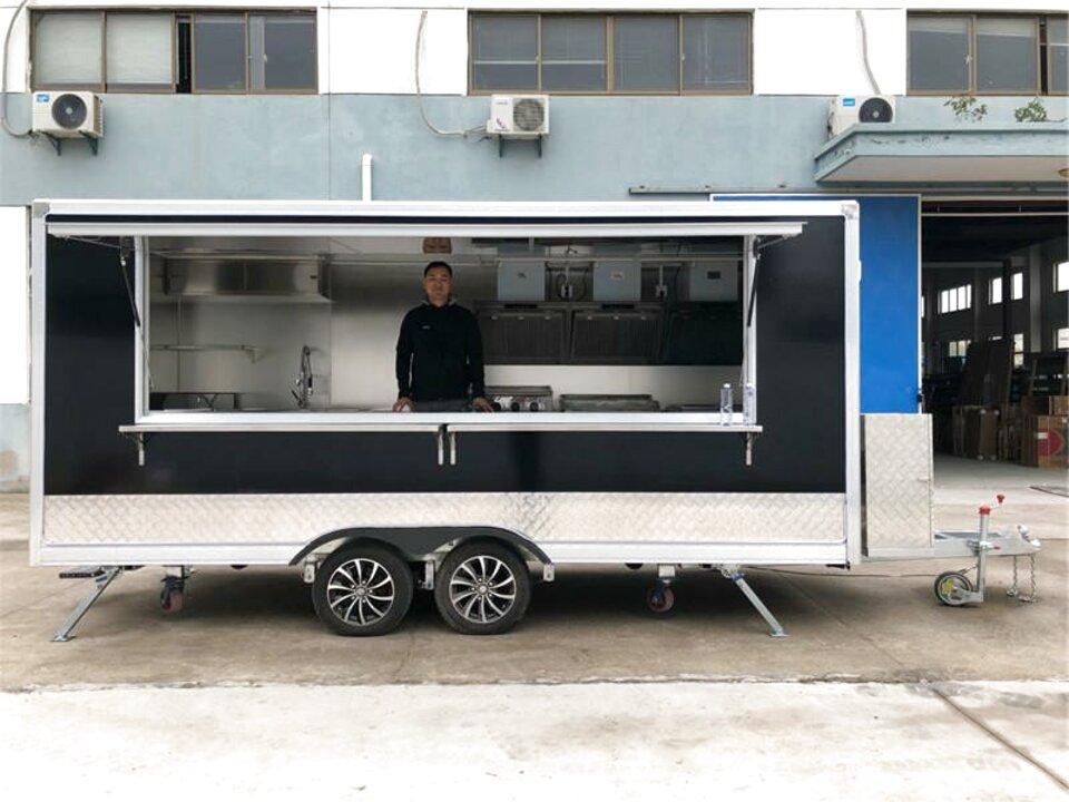 Venta De Food Truck Remolque 40 Articulos Usados